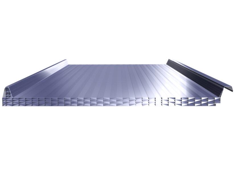 lucernario para panel tapajuntas 3d