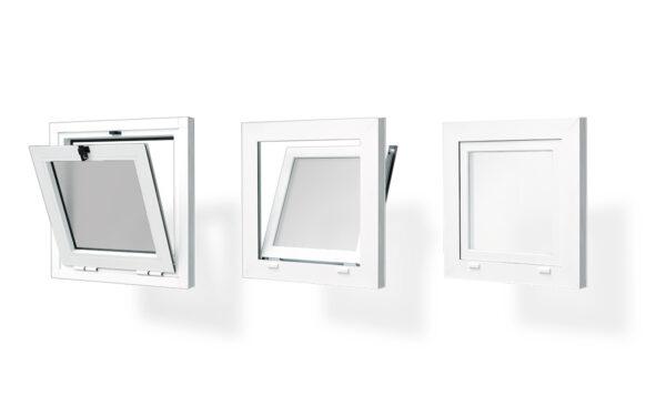 ventana alumnio abatible 1 hoja serie 4020