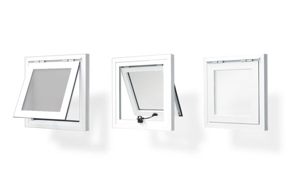 ventana alumnio proyectante 1 hoja serie 4020