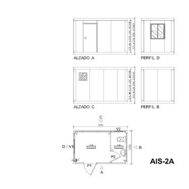 planos AIS 2A