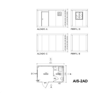 planos AIS 2AD