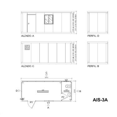 planos AIS 3A