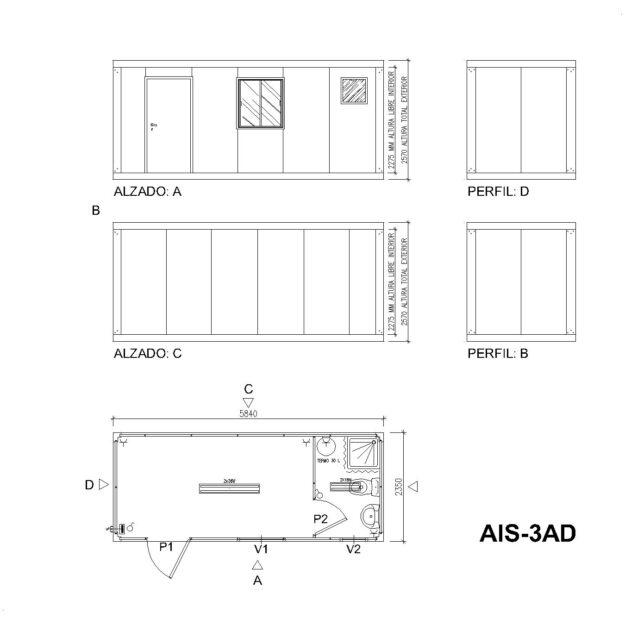 planos AIS 3AD