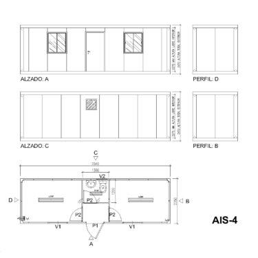 planos AIS 4
