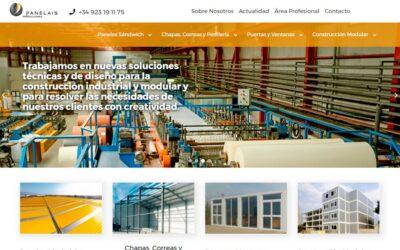 panelais nueva web